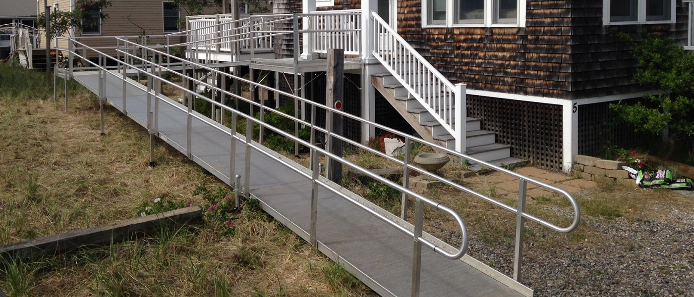 wheelchair ramps  Mass